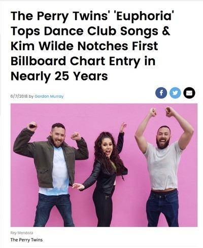 Harper Starling featured on Billboard Magazine