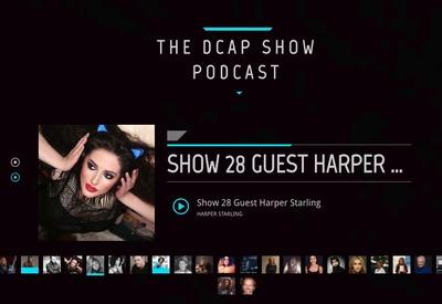Harper Starling featured on The DCAP Show