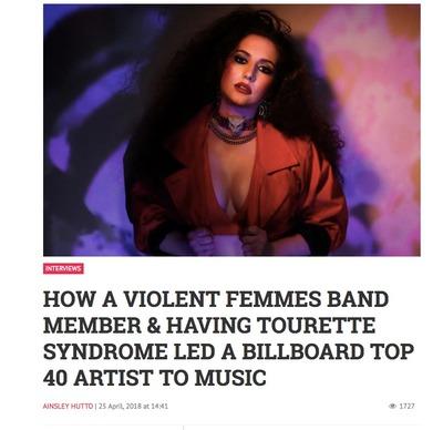 Harper Starling featured on Teen Music Insider